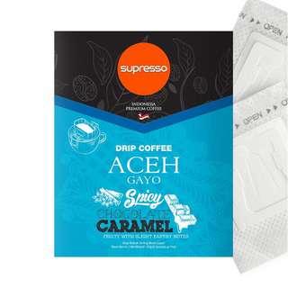 Supresso Aceh Gayo Drip Coffee