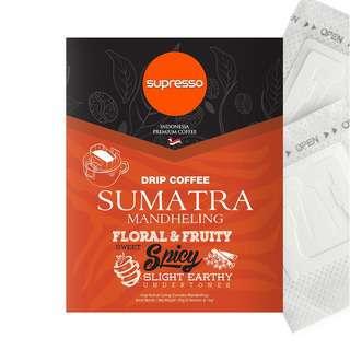 Supresso Sumatra Mandheling Drip Coffee