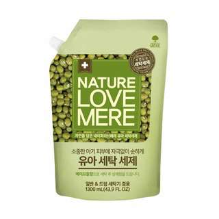 Nature Love Mere Baby Laundry Detergent - Mung Beans (Refill)