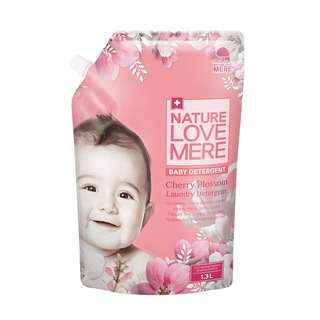 Nature Love Mere Baby Laundry Detergent-Cherry Bsm (Refill)