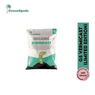 GreenSpade Organic Vermicast (Limited Edition)