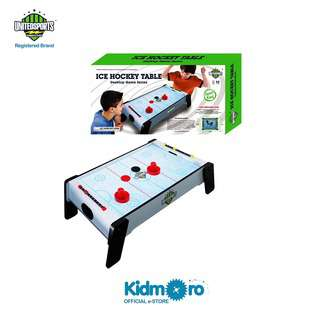 United Sports Wooden Air Hockey Table Game, 20-inch,