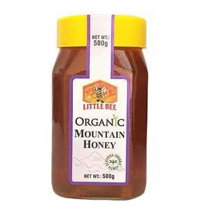 Little Bee Organic Mountain Honey (500)