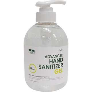 Pure Label Advanced Hand Sanitizer Gel