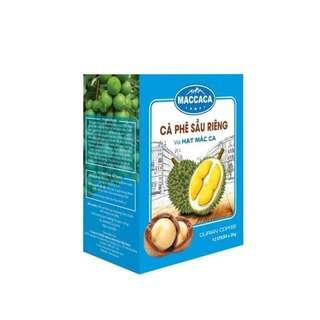 Maccaca Durian Coffee 240g 240 G