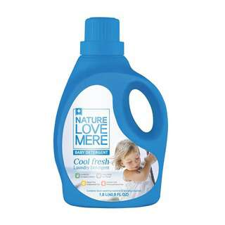 Nature Love Mere Baby Laundry Detergent - Cool Fresh (Bottle)