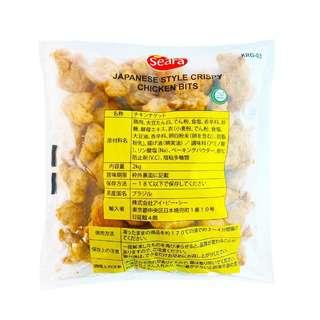 Seara Japanese Style Crispy Chicken Bites