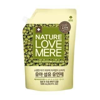 Nature Love Mere Softerner - Mung bean (Refill)
