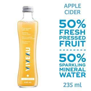Viveau Fresh Pressed Apple Cider 235ML