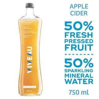 Viveau Fresh Pressed Apple Cider 750ML
