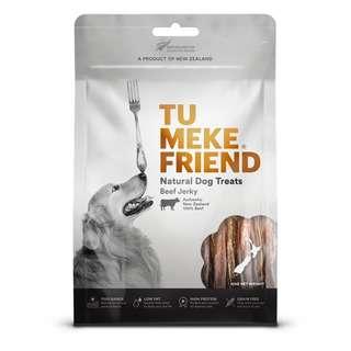 Tu Meke Friend Air Dried Beef Jerky 100g