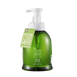 Nature Love Mere Baby Bottle Detergent - Bubble (Bottle)