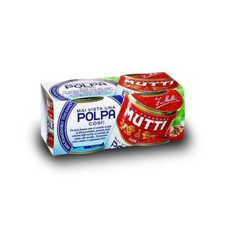 Mutti Tomato Pulp in Tin 2 x