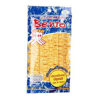 Bento Squid Hot and Spicy (Blue) 20g