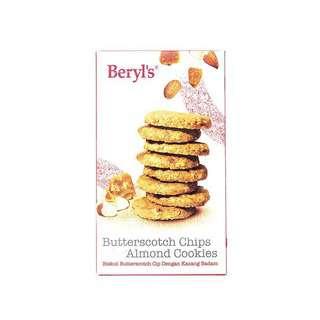 Beryl's Butterscotch Chips Almond Cookies