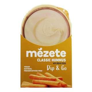 Mezete Dip & Go Classic Hummus, 92g