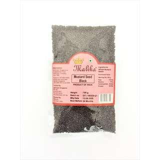 Malika Mustard Seeds 100G -- By Dashmesh
