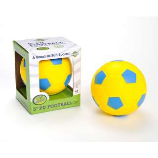 United Sports PU Soccer Ball, 5-inches, Yellow