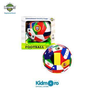 United Sports World Cup Soccer Ball, 5-inches