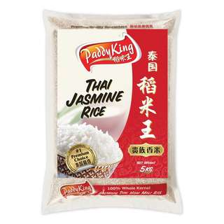 PaddyKing Thai Hom Mali Jasmine Rice