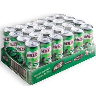 Milo Original Can