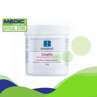 ICM Pharma Basic Emolin (Emulsifying Ointment BP) 100g