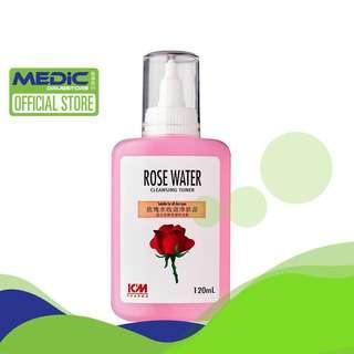 ICM Pharma Rose Water 120ML - By Medic Drugstore