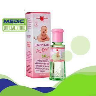 Eagle Eucalyptus Oil For Baby 30Ml - By Medic Drugstore