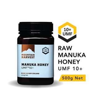 Mountain Harvest Manuka Honey UMF 10+