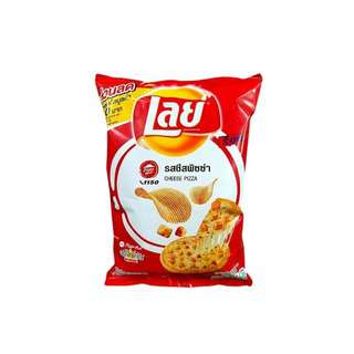 Lays Potato Chips Cheese Pizza Hut 48g