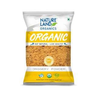 Natureland Organics Jaggery Powder