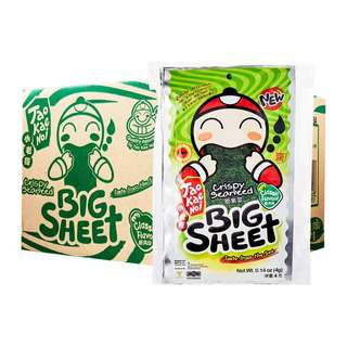 Tao kae Noi Seaweed Big Sheet Original Flavour