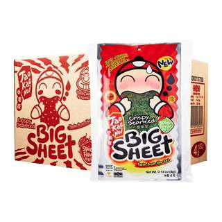 Tao kae Noi Seaweed Big Sheet Spicy Flavour