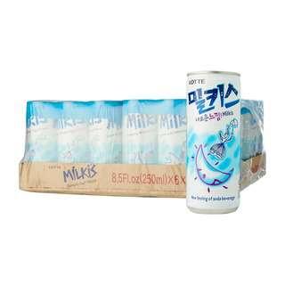 Lotte Chilsung Milkis Original Soda