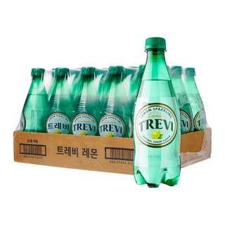Lotte Chilsung Trevi Sparkling Water Lemon