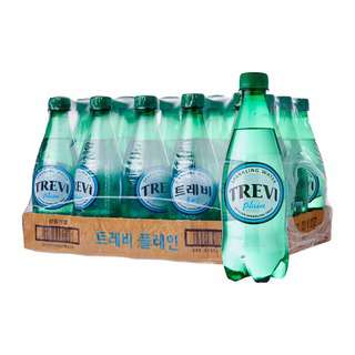 Lotte Chilsung Trevi Sparkling Water Plain