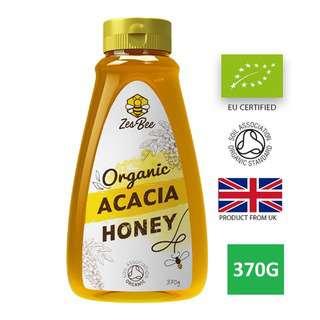 ZesBee Organic Acacia Honey