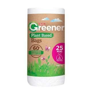 Multix Greener Plant Based Bag Mini 25