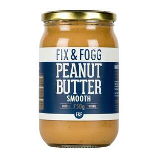 Fix & Fogg Peanut Butter - Smooth Double Trouble