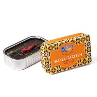 Briosa Gourmet Small Garfish in Spiced Olive Oil