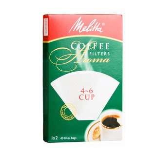 Melitta Coffee Filter Bags  1 x 2 (10's)