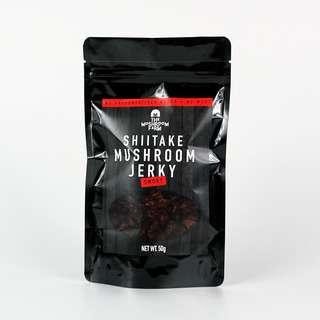 The Mushroom Farm Shiitake Jerky Smoky