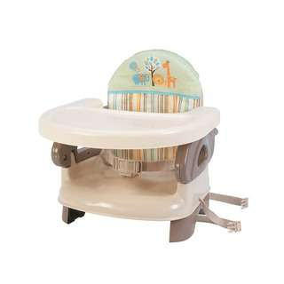 Summer Infant Deluxe Folding Booster Seat (Neutral)