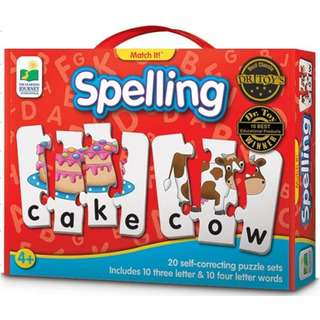 Kidmoro Spelling Learning Puzzle