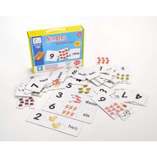 Kidmoro Number Learning Puzzle