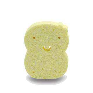 Bailey Bath Sponge (Yellow)