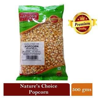 Natures Choice Premium Quality Popcorn