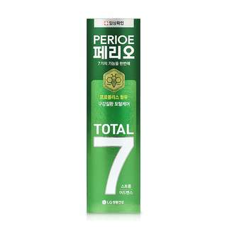PERIOE Total 7 Toothpaste Containing Propolis - Strong