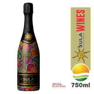 Sula Brut Tropicale Sparkling Wine - By Sonnamera