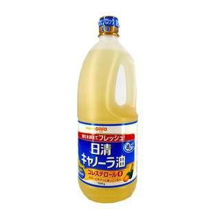 Nissin Seiyu Cannorayu Oil